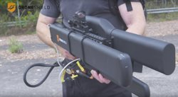 Dronegun, l'arma definitiva per acabar amb els drons (DRONEGUN)