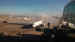 Royal Air Maroc usa el Boeing 787-800 per primera vegada a Espanya entre Casablanca i Barcelona (EUROPA PRESS)