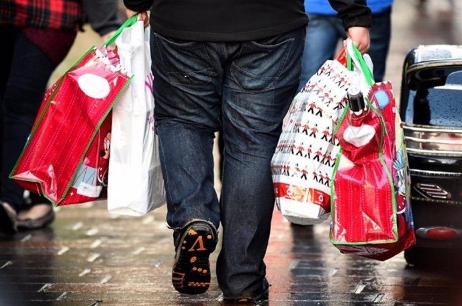 Foto: Si eres comprador compulsivo ¡Cuidado con las Navidades! (GETTY)