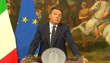 """Renzi: """"L'experiència del meu Govern s'acaba aquí"""" (RAI)"""