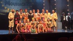 Coco Comín estrenarà el musical 'Moustache' amb el claqué com a protagonista (EUROPA PRESS)