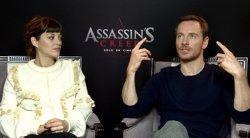 Fassbender protagonitza 'Assassin's creed': Avui lluitaríem contra qui explota els altres (EUROPA PRESS)