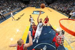 Marc Gasol anota 36 punts i Mirotic supera Pau (MEMPHIS GRIZZLIES)