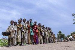 Mogherini demana garantir la protecció dels drets humans dels immigrants i els refugiats (ANDREW ESIEBO/UNICEF)
