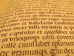 Digitalitzen un manuscrit que descriu la vida de Terrassa entre els segles XIII i XVII (CCVOC)