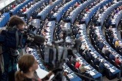 La UE escenifica l'inici de la seva nova relació amb Cuba i el suport a la pau a Colòmbia (TWITTER @EUROPARL_ES )