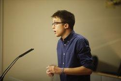 Errejón diu que els manifestos no van contra ningú i advoca per