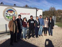 Una granja de Prats de Lluçanès, pionera a integrar un escorxador en l'explotació (GENERALITAT DE CATALUNYA)