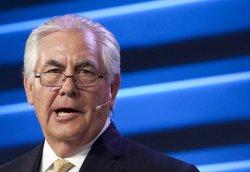 Trump ofereix al president d'ExxonMobil, Rex Tillerson, el càrrec de secretari d'Estat (REUTERS)