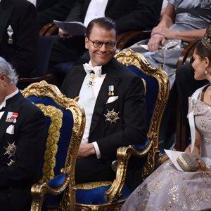 Las miradas de amor de Victoria de Suecia y Daniel Westling en los Nobel 2016
