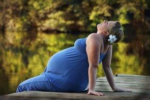 Más de la mitad de las embarazadas engordan más de la cuenta (PIXABAY)