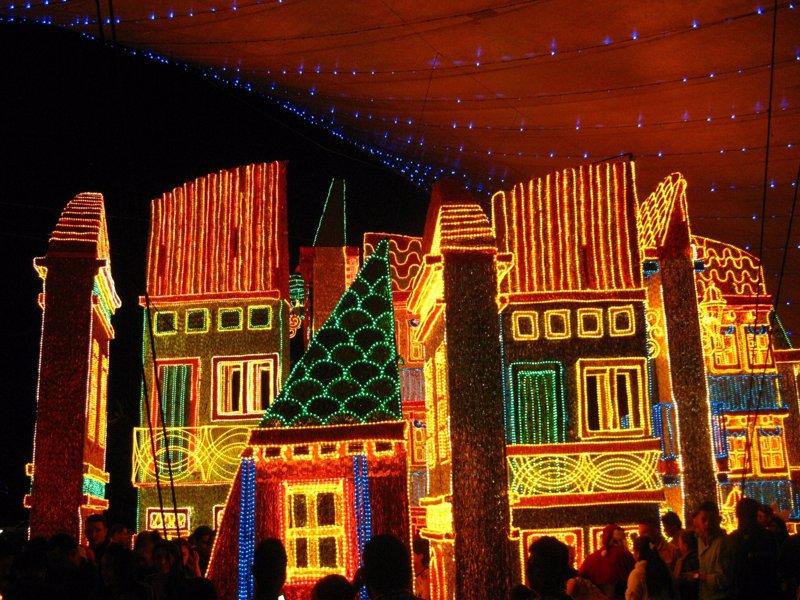 C mo se celebra la navidad en colombia - La casa de la navidad ...