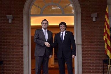 """Rajoy: """"El referèndum a Catalunya no se'n farà, ho sap tot el món"""" (EUROPA PRESS)"""