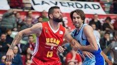 Vitor Faverani, nou jugador del FC Barcelona Lassa (ACB MEDIA)