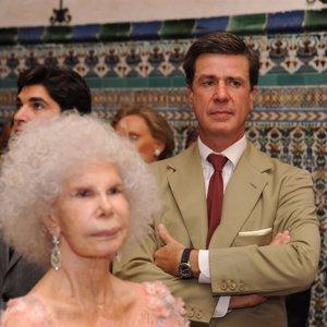 """Cayetano Martínez de Irujo: """"Mi madre me decía prepárate que eres mi continuación, sé más simpático con la prensa"""""""