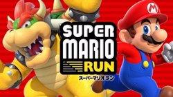 Súper Mario Run arribarà als dispositius Android el març (NINTENDO)