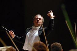 Gergiev i l'Orquestra del Mariinsky inicien la seva gira espanyola al Palau de la Música de València (ALEXANDER SHAPUNOV)