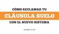 COMO RECLAMAR TU CLAUSULA SUELO SIN ACUDIR A LOS TRIBUNALES