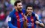 Messi y Luis Suárez, juntos por el Pichichi