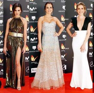 Los mejores y los peores looks de la alfombra roja de los Premios Feroz