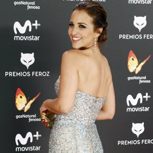 Cinco claves del look de Paula Echevarría en los Premios Feroz
