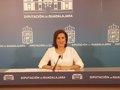 DIPUTACION DE GUADALAJARA DICE A PSOE QUE NO HAY TRANSFUGUISMO DE LA EXDIPUTADA DE CS