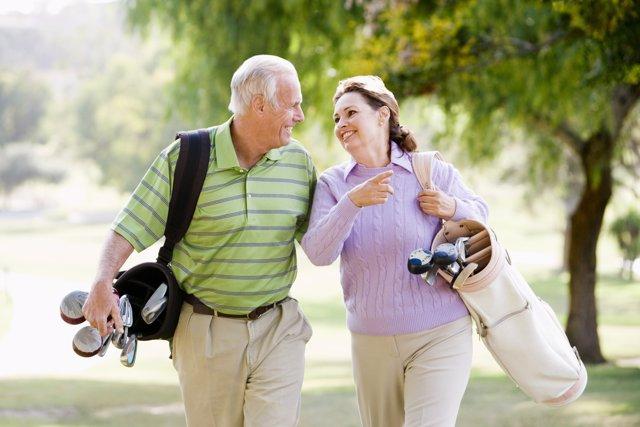 Golf tras la jubilación