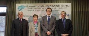Acuerdo para diagnosticar mejor la hepatitis C en centros de salud (DAVID FERNANDEZ)