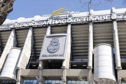 El nou Bernabéu, que donarà protagonisme a l'ús públic de l'entorn, tindrà una altura màxima de 12 metres (EUROPA PRESS)
