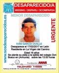 HALLAN EL CADAVER DEL JOVEN DESAPARECIDO EN ARMUNIA (LEON)