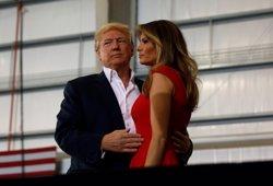 Suècia sol·licita formalment explicacions per l'equivocació de Trump ( KEVIN LAMARQUE / REUTERS)
