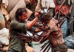 The Walking Dead: ¿Quién es Winslow, el 'zombie Mad Max' del 7x10? (AMC)