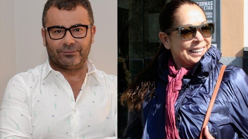 Jorge Javier Vázquez quiere un reencuentro televisado con Isabel Pantoja