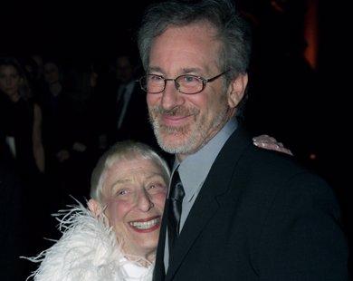 Muere la madre de Steven Spielberg a los 97 años rodeada de sus hijos