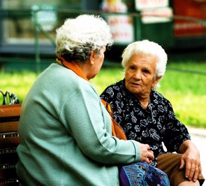 La esperanza de vida de las mujeres superará los 90 años en 2030 en algunos países desarrollados (FLICKR PEDRO RIBEIRO SIMÕES)