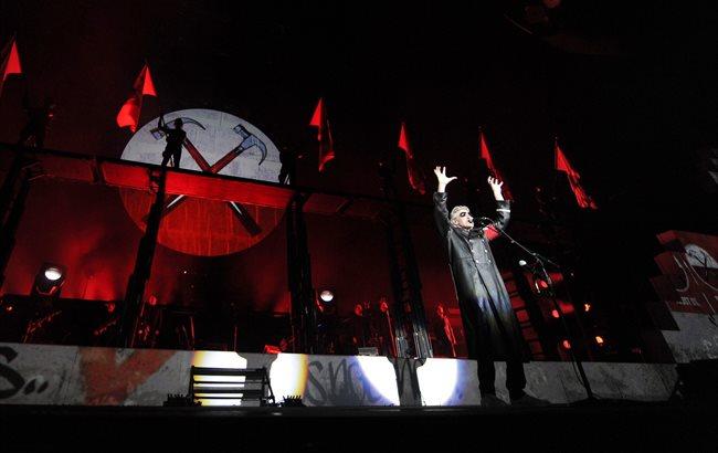 Roger Waters quiere tocar The Wall en la frontera entre Estados Unidos y México