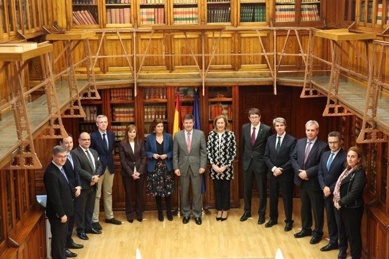 Catal comunica a las ccaa que el refuerzo de los juzgados for Clausula suelo tarragona