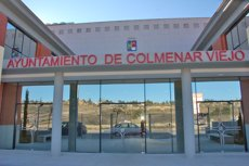 Expulsats de manera temporal 12 alumnes presumptament implicats en l'agressió a la menor gravada en vídeo a Madrid (AYUNTAMIENTO DE COLMENAR)