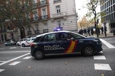 Tretze detinguts en els incidents després de la mort a causa d'un tret d'un home a Granada (Europa Press)