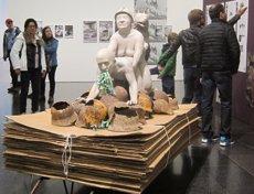 El Macba i els comissaris cessats després de la polèmica per l'estàtua del Rei arriben a un acord (EUROPA PRESS)