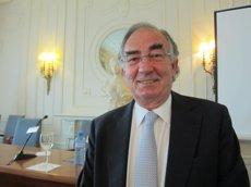 Amado Franco renuncia a la presidència d'Ibercaja (EUROPA PRESS)