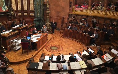 Barcelona constituye y se adhiere a la Xarxa de Municipis per l'Economia Social i Solidària (EUROPA PRESS)