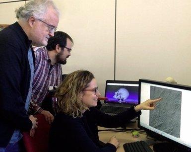El 'Homo antecessor' d'Atapuerca consumia aliments durs i abrasius pel clima canviant (UNIVERSITAT DE BARCELONA)