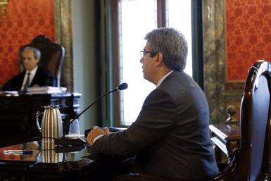 Homs afirma que l'Estat el va advertir que si no feien roda de premsa després de la consulta no hi hauria querella (POOL)
