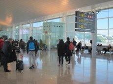 Treballadors de PansFood fan vaga als establiments de l'Aeroport de Barcelona (EUROPA PRESS)
