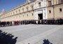 Actos institucionales por el 28-F en el Parlamento andaluz y el Teatro de la Maestranza