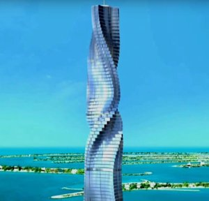 Dubai construirá el primer rascacielos giratorio del mundo