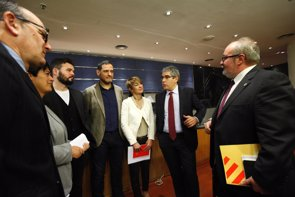 ERC y PDeCAT piden apoyo al Gobierno para que Barcelona acoja la Agencia Europea del Medicamento (EUROPA PRESS)