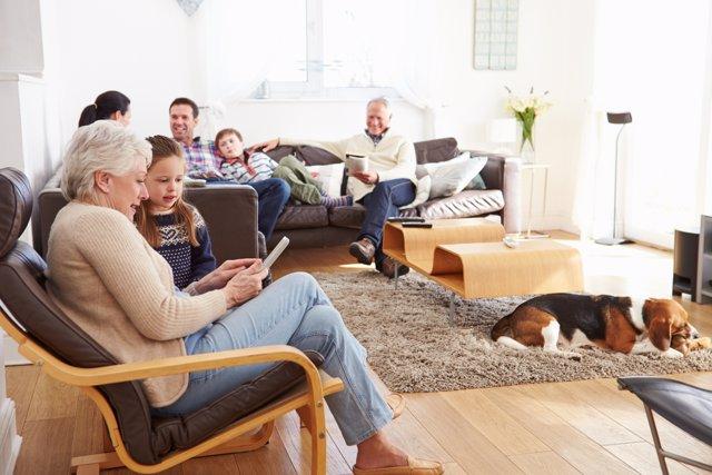 Vivir sin una televisión en casa