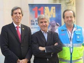 El exdirector de Emergencias Madrid narra en '11M. El honor de servir' como los sanitarios vivieron la tragedia (COLEGIO DE MÉDICOS DE MADRID)